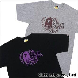 A BATHING APE BAPE IVY EMBLEM T-shirt 200-004975-051[1960-110-122] -