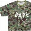 A BATHING APE x MARVEL COMICS BAPE SPIDERMAN CAMO T恤GREEN CAMO 200-005063-045[1973-109-932]-