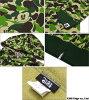 沐浴猿 (猿) x D ' 24 (东京迪士尼海洋乐园和东京迪士尼海洋乐园) 米奇老鼠迷彩大衣 212-000698-045 +