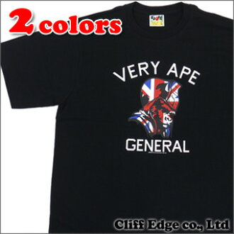 A BATHING APE VERY APE GENERAL T恤200-005095-040[1972-110-142]-
