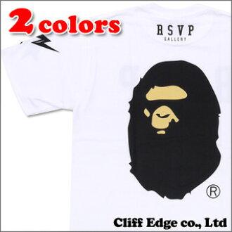 A BATHING APE x RSVP Gallery BAPESTA RSVP TEE [t-shirt] 200-005522-051 [1023-110-925]-