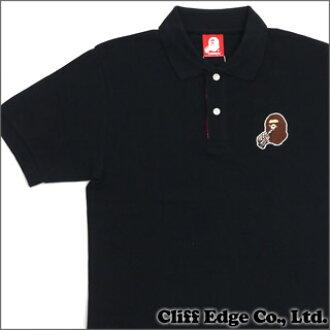 (1A73-112-908) x 可口可乐马球衫 (polo 衫) 黑 218-000405-041 沐浴猿 — —