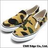 沐浴猿 1 迷彩滑 (运动鞋) (鞋) 黄色 291-001567-308 (1A80-191-012)-