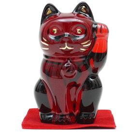 Baccarat CRYSTAL 招き猫 RED 290002345013 【新品】