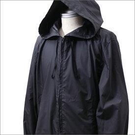 ブラック コムデギャルソン BLACK COMME des GARCONS x ナイキ NIKE SWOOSH FLAG NYLON HOODED JKT BLACK 225000317071 【新品】
