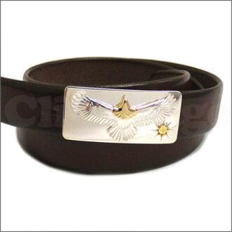 Goro 的长) 鹰带固定小 3 厘米 D.BROWN 284-000208-662 +