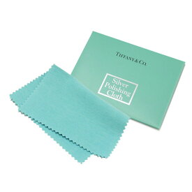 TIFFANY&CO. ティファニー シルバーポリッシュクロス 【新品】 BLUE299000240014