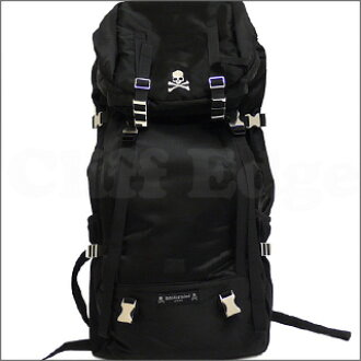 Mastermind JAPAN (마스터 마인드 재팬) x PORTER (포터) BACKPACK BLACK 276-000114-011 + 176-000177-011 +