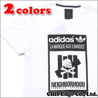 NEIGHBORHOOD x UNDEFEATED x adidas Consortium NH.UNDFTD/C-TEE.SS (T셔츠) 200-005954-031 x