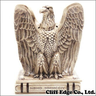 NEIGHBORHOOD (neighborhood) BOOZE. EAGLE/C-INCENSE CHAMBER インセンスチャンバー (incense tray) BROWN 290 - 003134 - 016x