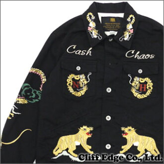NEIGHBORHOOD 230-000879-041 BLACK MASH/C-JKT (jacket)-