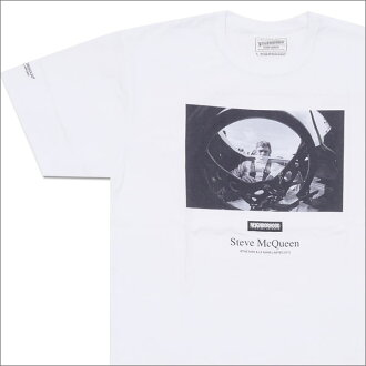 NEIGHBORHOOD(neibafuddo)MCQUEEN-2/C-TEE.SS(T恤)WHITE 200-007002-050-