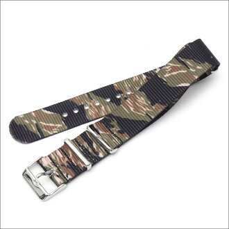 NEIGHBORHOOD(neibafuddo)NATO.TIGER/E-BELT(表带)TIGER STRIPE 290-003968-015-