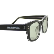 NEIGHBORHOOD(ネイバーフッド)AMEN.BK/A-SHADE(サングラス)172MYNH-EW01SGREEN286-000161-015+【新品】