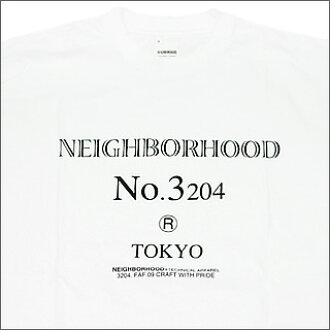 NEIGHBORHOOD ( neighborhood ) NO.3204 T shirt