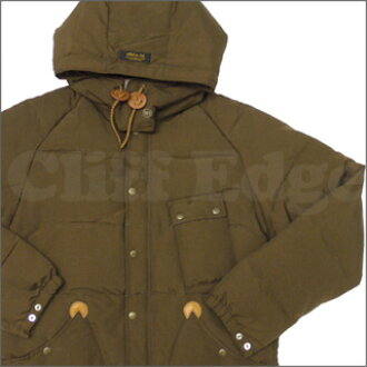 NEIGHBORHOOD(neibafuddo)CLASS 5羽绒服BROWN 226-000111-056-