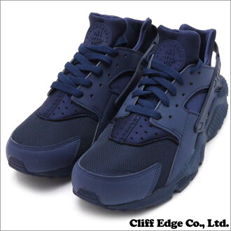 the latest f0af3 b56e5 NIKE AIR HUARACHE RUN (sneakers) (shoes) MIDNIGHT NAVY MID NAVY-MID NVY  318429-440 291 - 001945 - 287 +