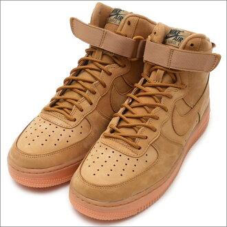100853cfe574 NIKE AIR FORCE 1 HIGH   07 LV8 WB (sneakers) (shoe) FLAX FLAX-OUTDOOR GREEN- GUM LI 882096-200 291 - 002144 - 276 +