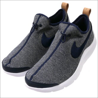 f9202d028eb18c ... NIKE (Nike) x LOOPWHEELER (ループウィラー) APTARE LW INDIGOOBSIDIAN-WHITE  918