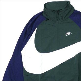 16a2941e741a NIKE (Nike) BIG SWOOSH ANRK JACKET (anorak) (jacket) GREEN AJ1405-397  225-000344-045+