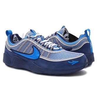 promo code 26432 a9620 NIKE (Nike) AIR ZOOM SPIRIDON  16 STASH (air zoom pyridone) HARBOR BLUE HERITAGE  CYAN AH7973-400 291-002358-294x