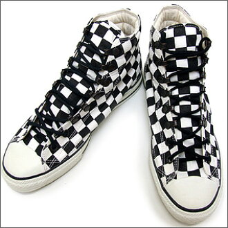NUMBER (N) INE number nine checkered flag sneakers CHECK