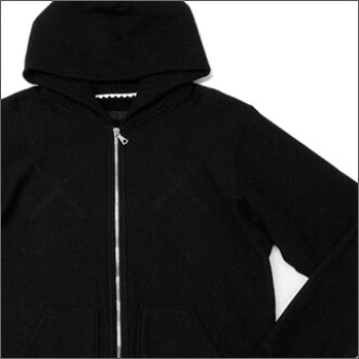 Original Fake(原始物假货)KAWS(牛)XX ZIP UP Parker BLACK 112-001213-541
