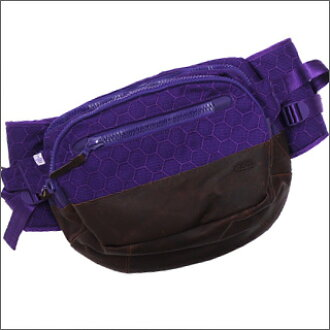VISVIM ( ヴィズビム ) BALLISTIC LUMBER 8 l HEXAGON bag PURPLE 275-000049-019 +