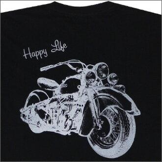 Goro's ( grows ) HAPPY LIFE T shirt BLACK 200-002936-041 +