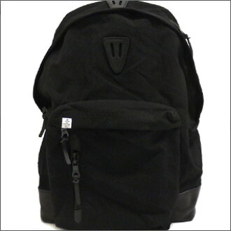 VISVIM ( ヴィズビム ) LAMINARIA 22L backpack BLACK 276-000102-011 +