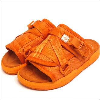 ヴィズビム) VISVIM 克里斯托凉鞋橙色 292-000105-039 +