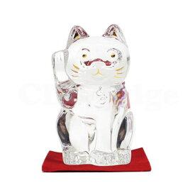 Baccarat バカラ CRYSTAL 招き猫 【新品】 CLEAR290001322010x