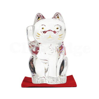 ( Baccarat ) Baccarat CRYSTAL cat CLEAR 290 - 001322 - 010x