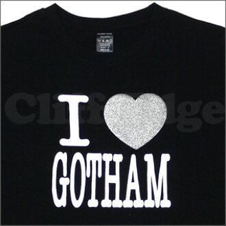 NUMBER(N) INE(넘버 나인) I LOVE GOTHAM T셔츠 BLACK 200-004086-531 x