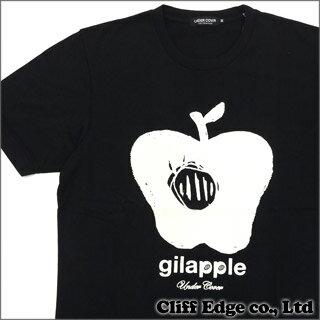 UNDERCOVER GILApple Tシャツ BLACK 200-004056-141x【新品】