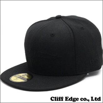 NEW ERA x Yohji Yamamoto 59 FIFTY CAP (뉴 에러 캡) BLACK 250-000267-041+