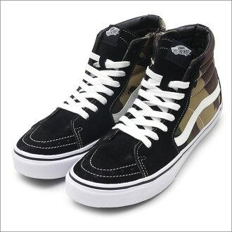 ec0ced06c95281 Cliff Edge  SOPHNET. x VANS SK8-HI (shoes) (sneakers) WOODLAND 291 ...