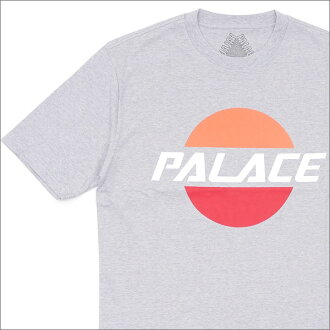 Palace Skateboards(宫殿滑板)PAL SOL TEE(T恤)GREY MARL 420-000014-042+
