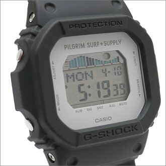Pilgrim Surf+Supply(口服避孕药格林冲浪+供给)x CASIO(卡西欧)G-SHOCK GLX-5600(G打击)(手表)OLIVE 287-000204-015x