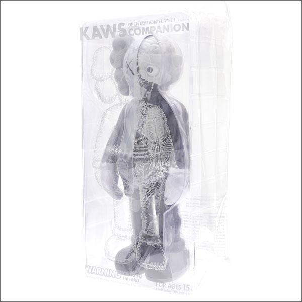 MEDICOM TOY(メディコム・トイ) KAWS(カウズ) KAWS COMPANION (FLAYED) OPEN EDITION (コンパニオン)(フィギュア) GRAY 283-000413-022+【新品】Original Fake(オリジナルフェイク)