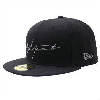dbb5ff94bb37 Yohji Yamamoto x NEW ERA SIGNATURE 59FIFTY CAP (new gills cap) BLACK  250-000411-051x