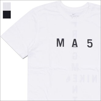 Fragment Design x NIKE LAB MA5 LOGO TEE (T-shirt) 200-007390-050+