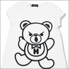 HYSTERICGLAMOUR(ヒステリックグラマー)ベアーロングTシャツ(レディース)【新品】