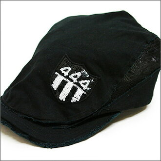 YOSHINORI KOTAKE(yoshinorikotake)444标识猎帽BLACK 256-000007-011