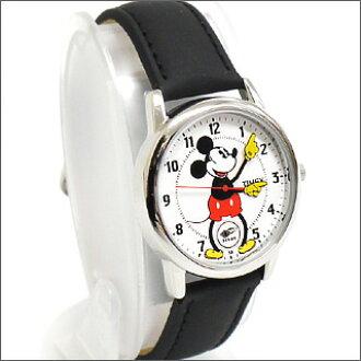 BEAMS (철근) xTIMEX (태국 멕시코) 미키 마우스 시계 WHITE 287-000073-010