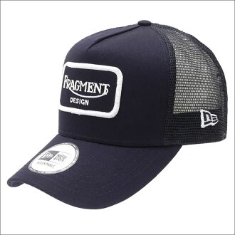 THE PARK-ING GINZA x Fragment Design fragment design x New Era 265-000730-017 NAVY MESH CAP +