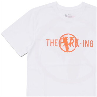 VLONE(viron)x Fragment Design(片断设计)x NIKE(耐克)PARKING S/S TEE(T恤)WHITE 200-007313-060+THE PARK、ING GINZA(这个停车银座)