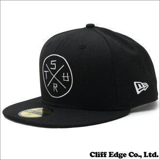 RHC Ron Herman(朗赫尔曼)x SURT(sato)SURT LOGO FITTED CAP(盖子)BLACK 250-000369-061+