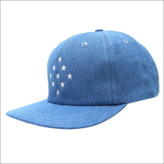 Ron Herman (론 허먼) x Cooperstown Ball Cap (クーパーズタウン) STAR DENIM CAP (캡) INDIGO 265-000789-017x