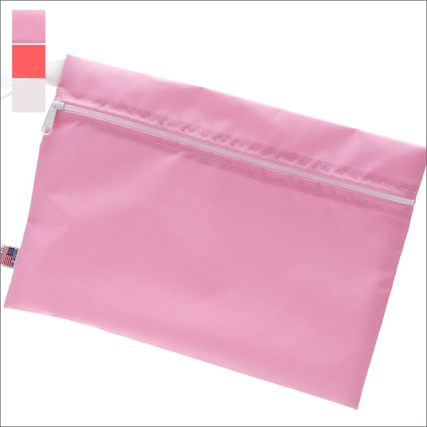 Ron Herman(ロンハーマン) x MELO(メロ) ZIP POUCH L (ポーチ) 288-001148-010x【新品】